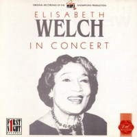 Elisabeth Welch In Concert CD